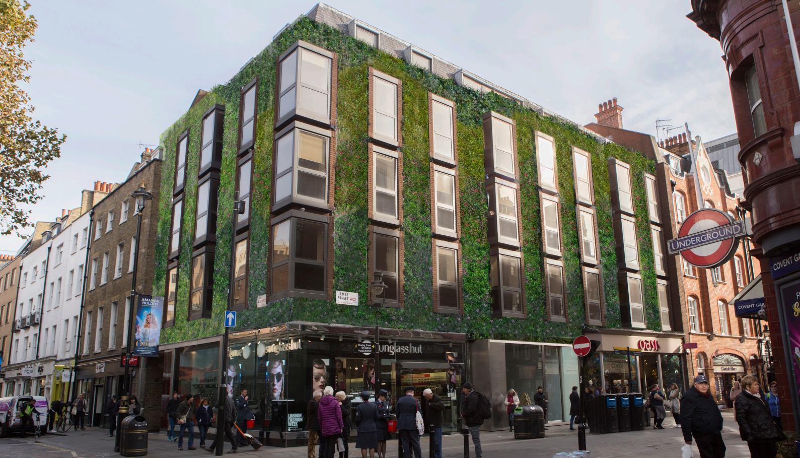 Covent Garden Garden Ftempo