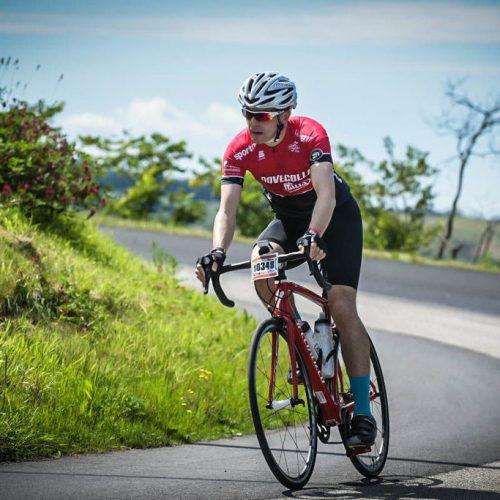 Martyn Perkins, Charity Cycle